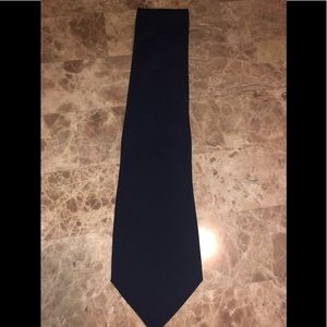 Navy blue Geoffrey Beene necktie - new with tags